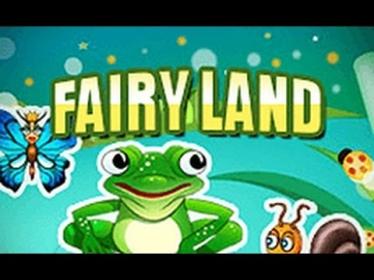 Игровой автомат fairy land 1 играть выигрыши бездепозитные
