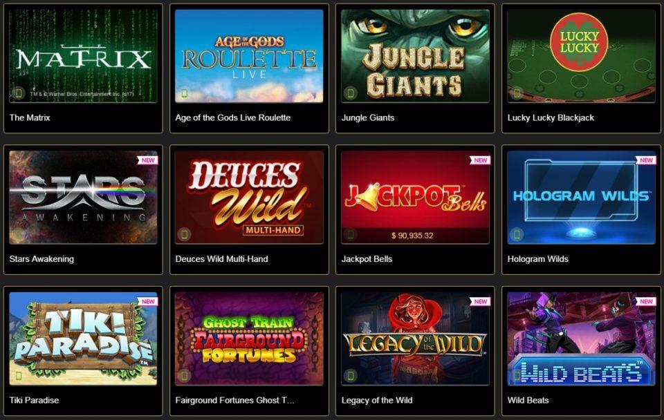 официальный сайт тропез казино
