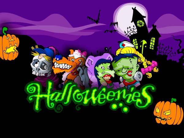 Играть онлайн в игровые автоматы halloweenies хэллоуин ставка