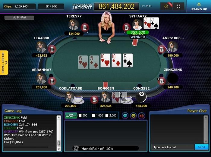 Покерный клиент