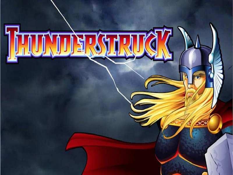 Бесплатный игровой автомат thunderstruck Кунгур