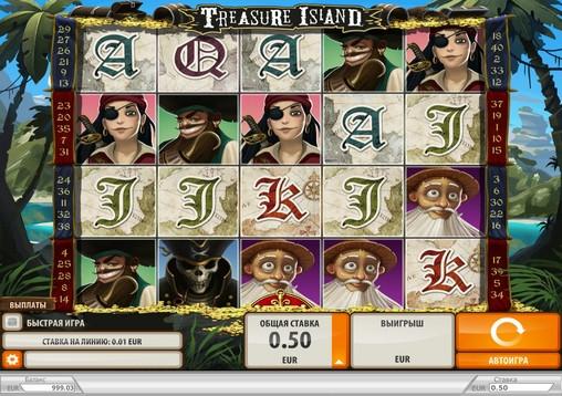Treasure island остров сокровищ игровой автомат бетвинер