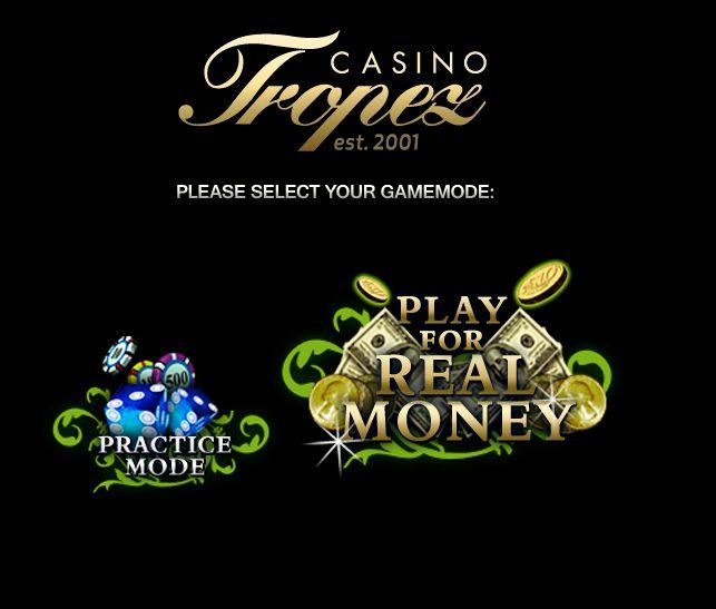 tropez casino review