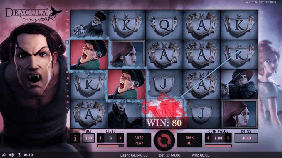 Игровой автомат dracula дракула онлайн бесплатно забьют битвин