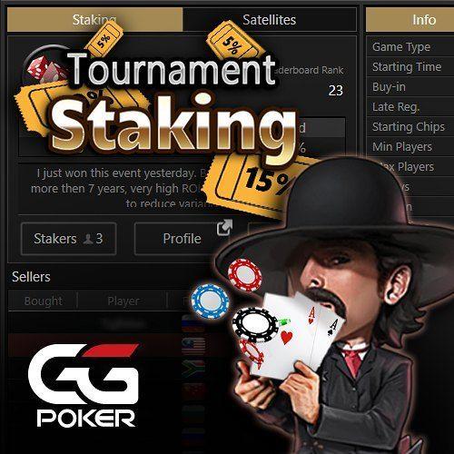 Tournament Staking