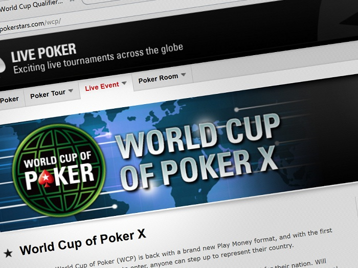 World Cup of Poker на ПокерСтарс