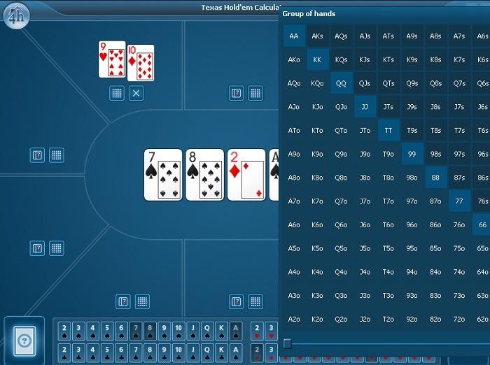 Бесплатное приложение Poker 4h