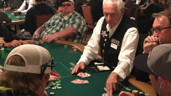 Персонал в казино