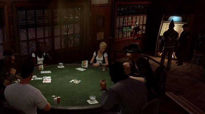 Скрин Prominence Poker с 3D графикой - версия 2016 года