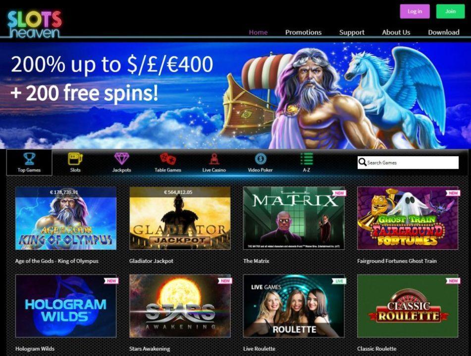 casino slot v официальный вход