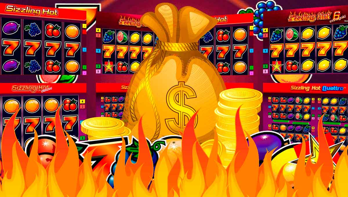 sizzling hot game online free