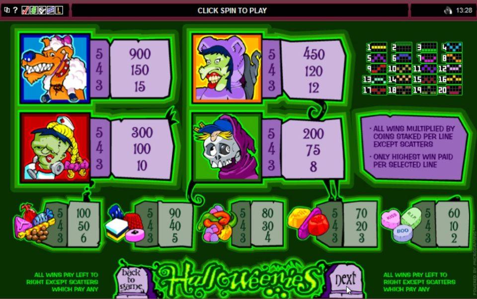 Играть онлайн в игровой автомат halloweenies хеллоуин Новоалтайск